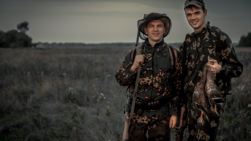 States with the Most Waterfowl Hunters