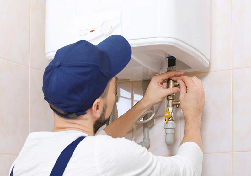 Varmvattenberedare service