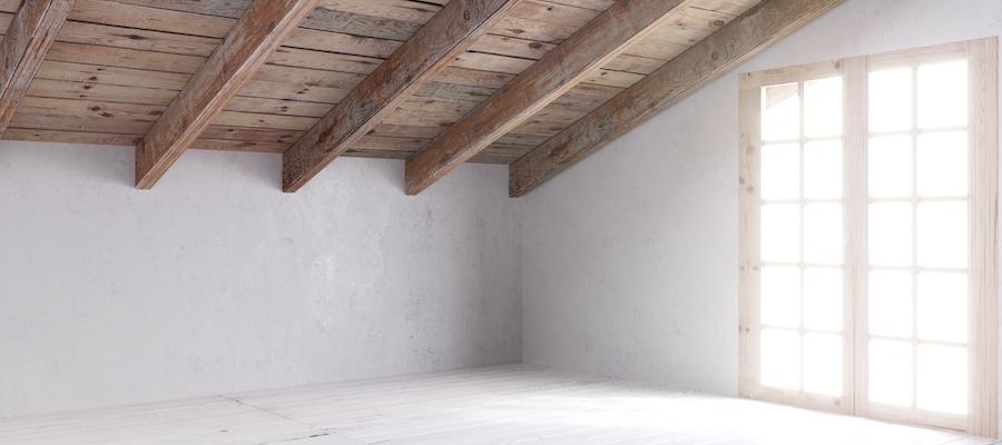 Bygge ut loft