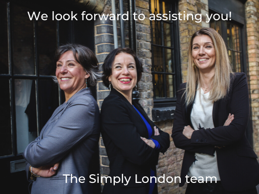 Simply London relocation team
