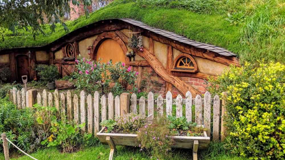 Dwarves Cottage