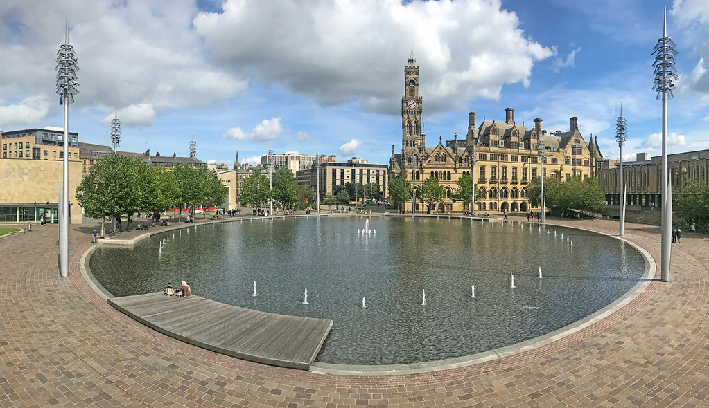 Based on monthly mortgage payments as a percentage of income, Bradford is the most affordable city for first-time buyers.