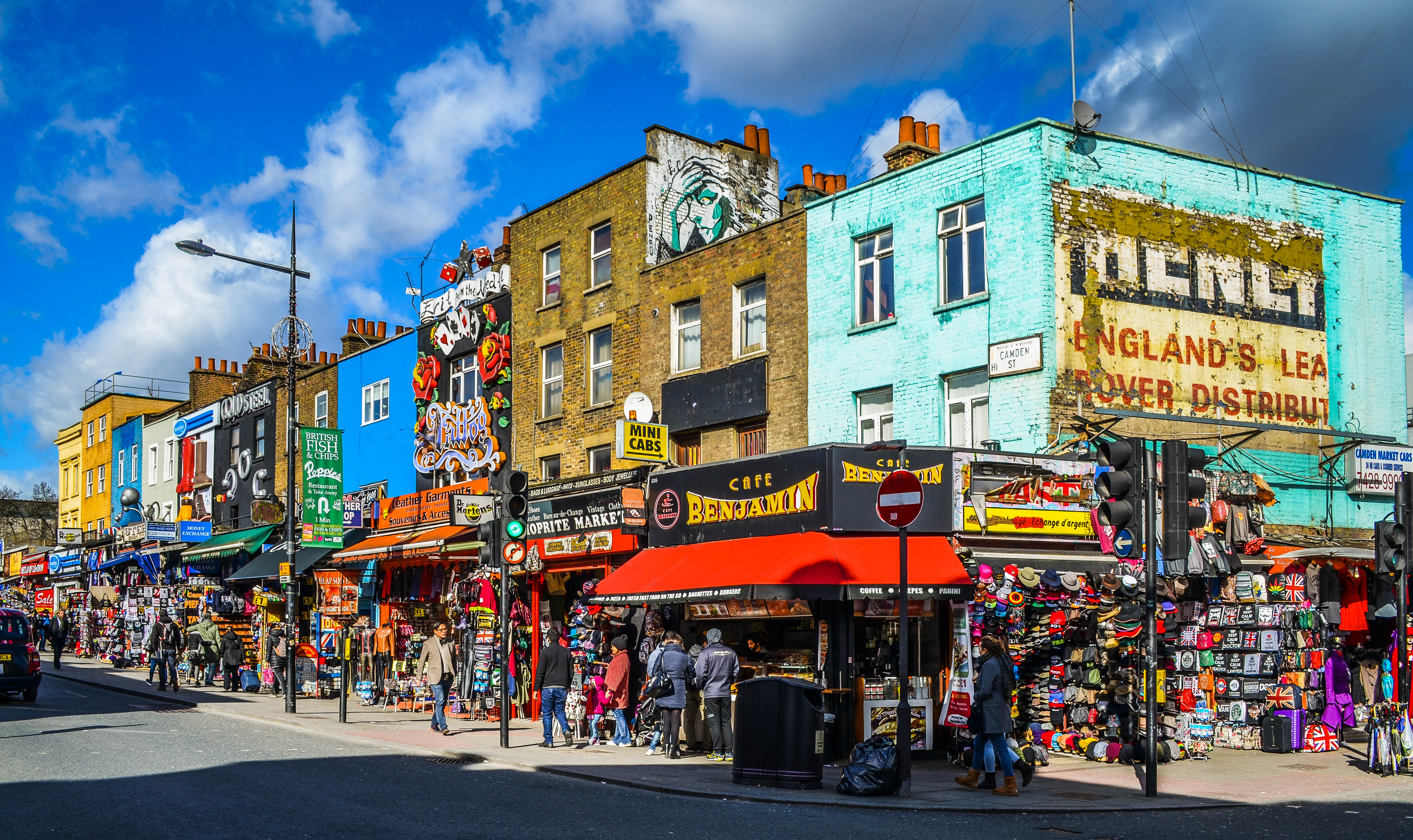 The least affordable location for first-time buyers in Greater London was Camden.