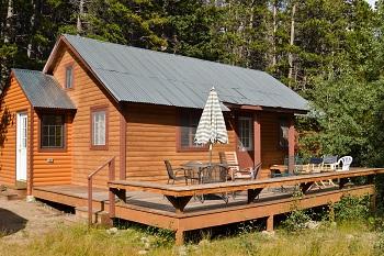Camp archibald cottage