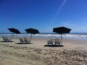 Casa de la playa beach