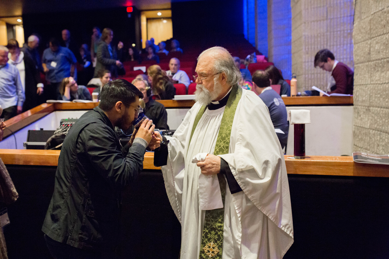 Eucharist celebration photo