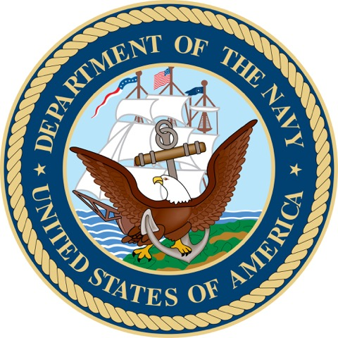 Seal navy emblem