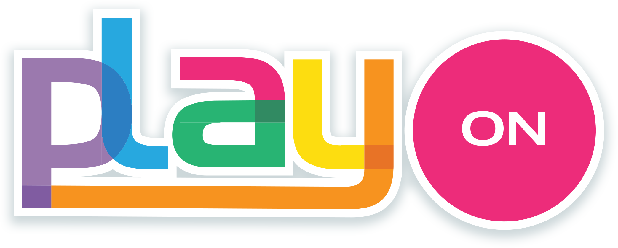 PlayOn logo design