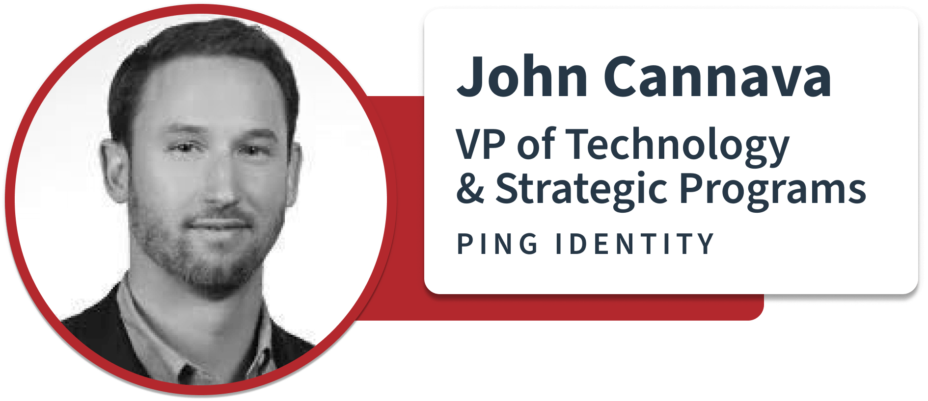VP of Technology and Strategic Partnerships at Ping Identity Sift quote