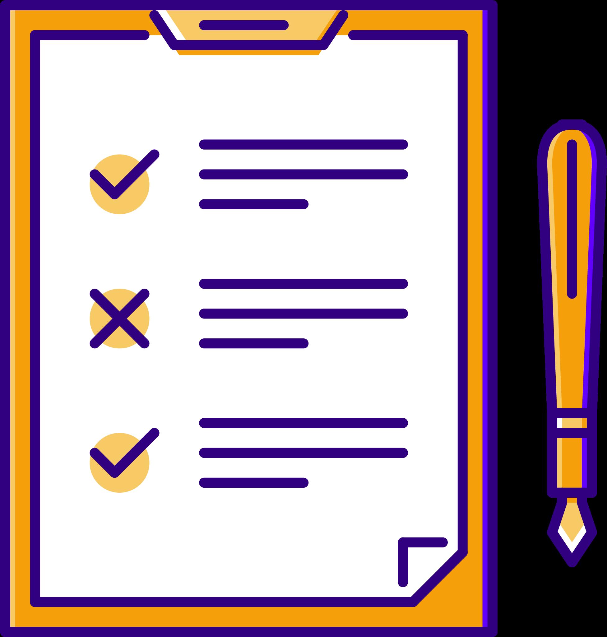 An org chart checklist