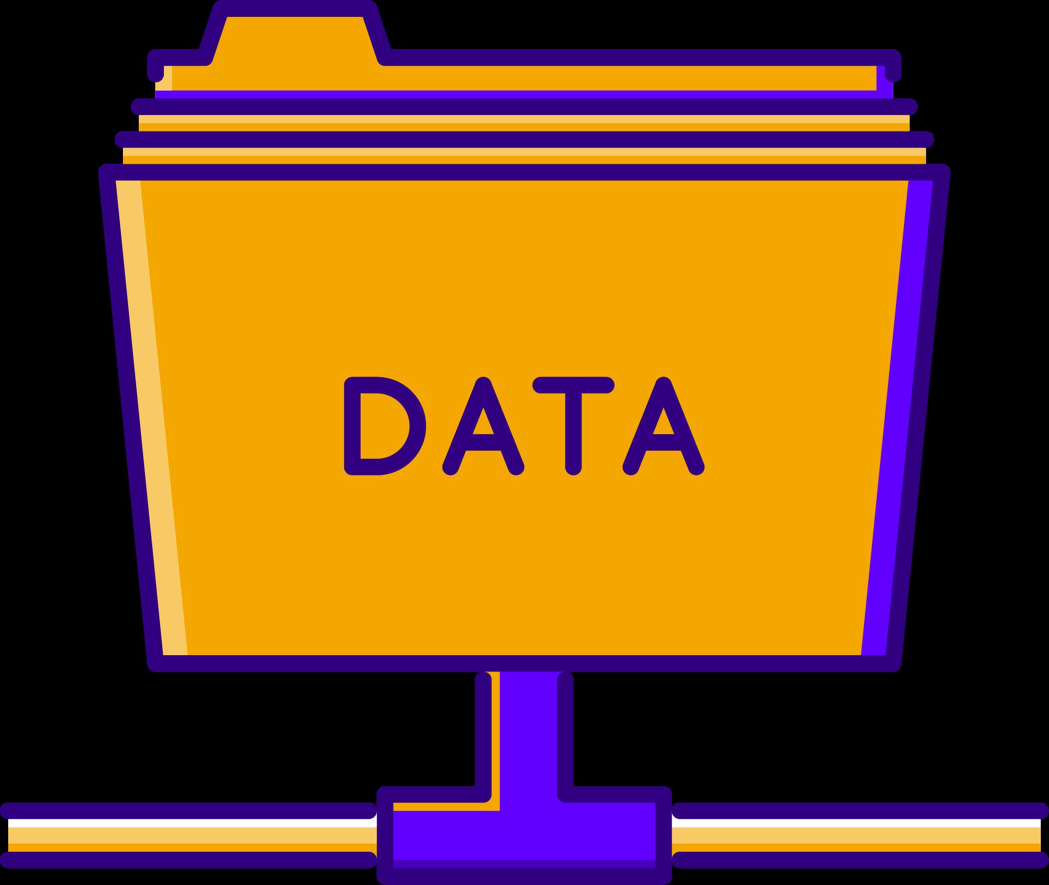 Data management folder