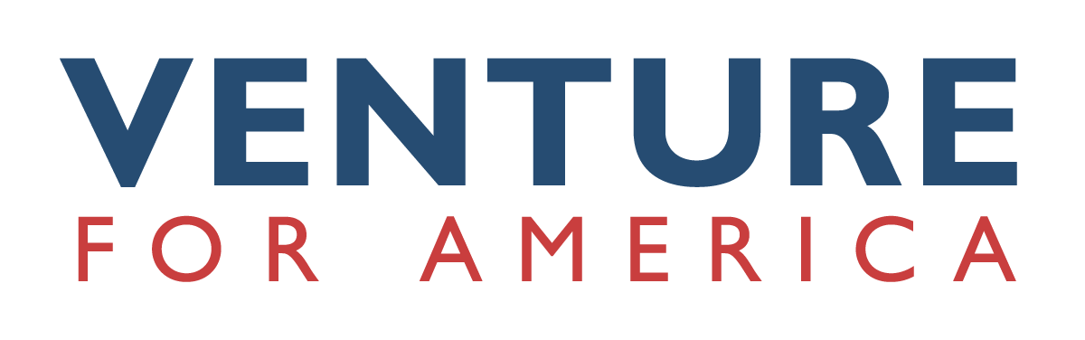 logo for venture for america