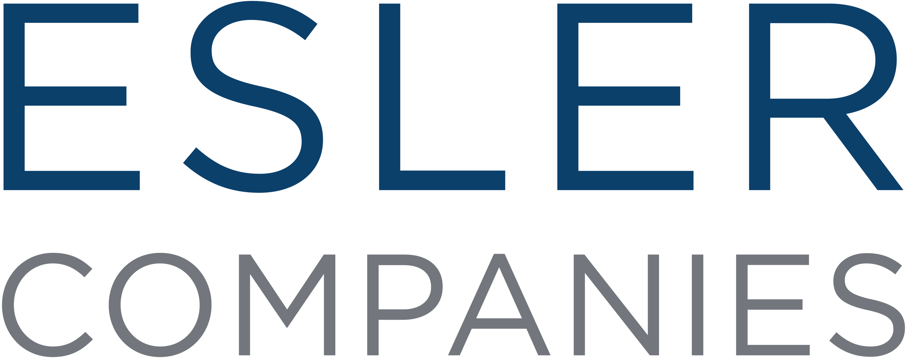 logo for esler companies