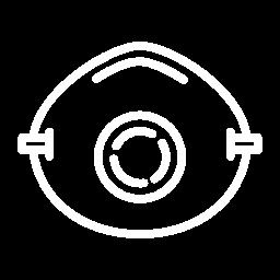 Protective gear icon