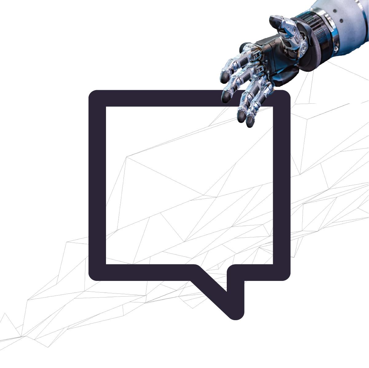 A robot hand