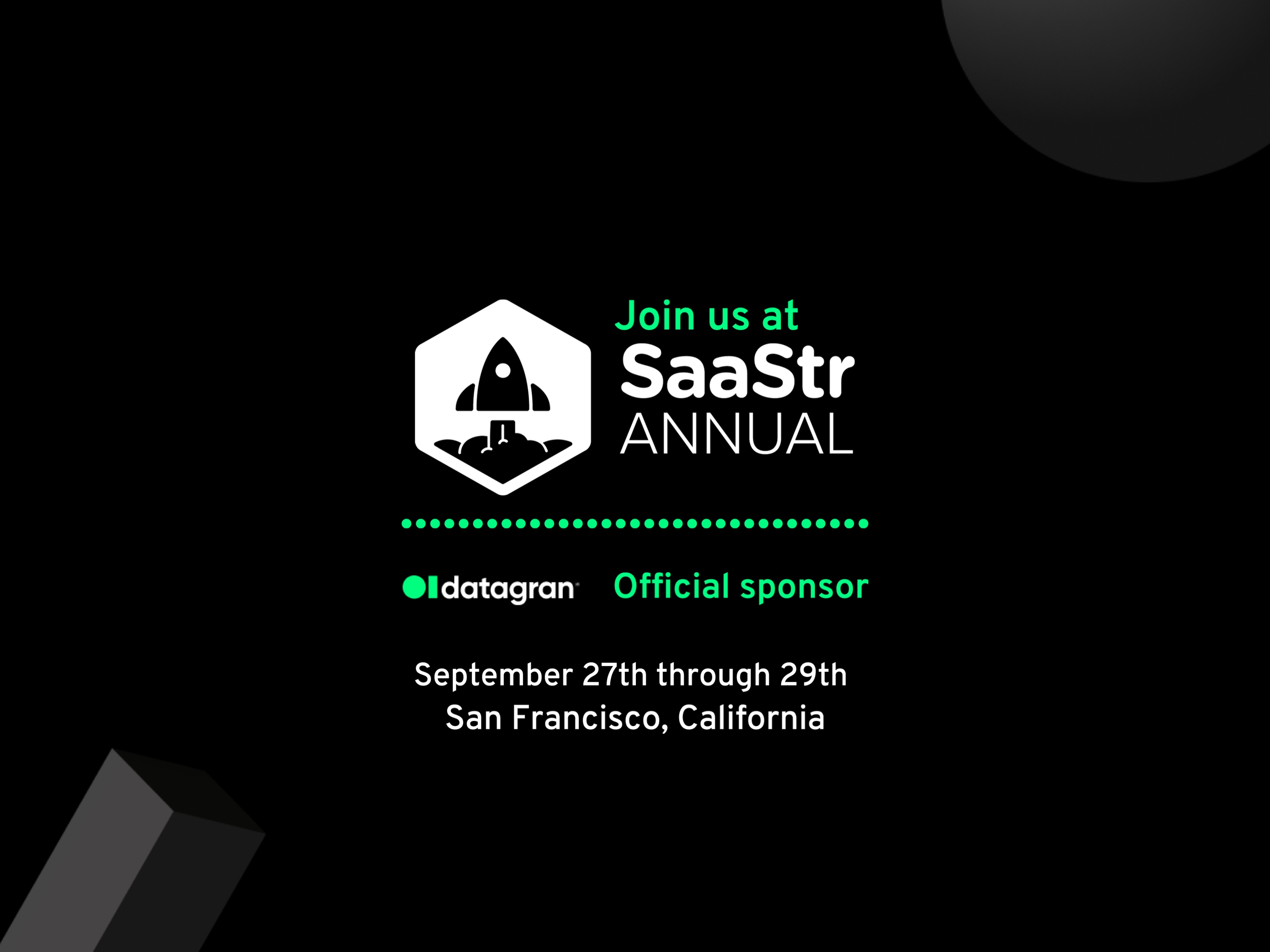 Join us at SaaStr Annual ☁️
