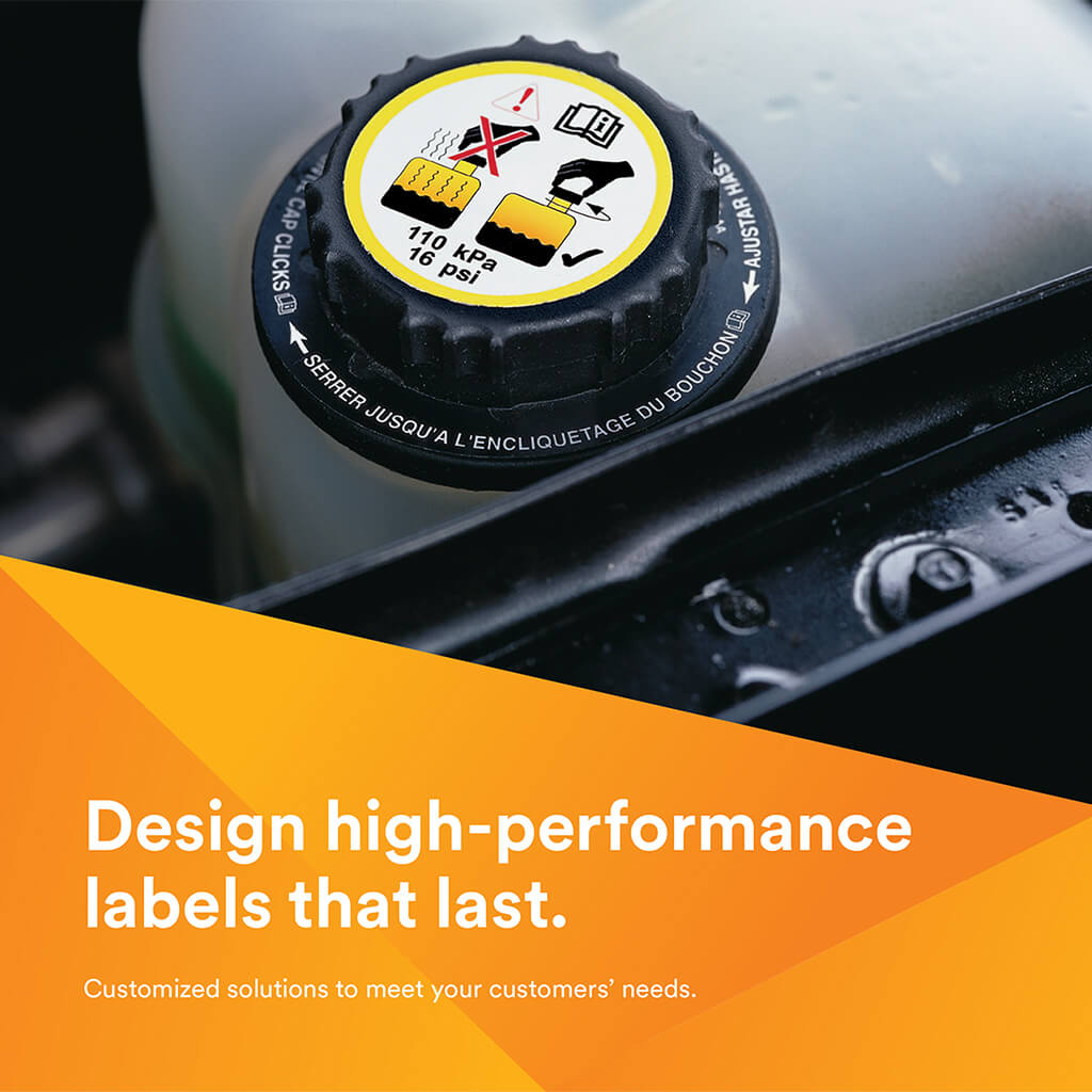 3M: Durable Label Products