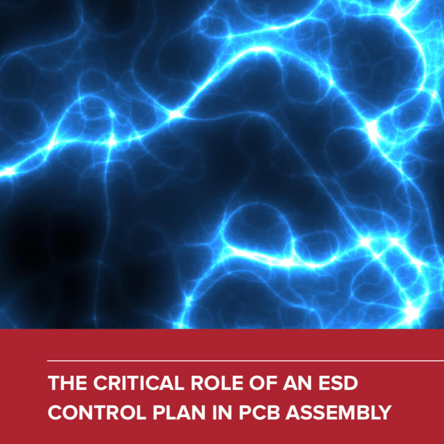 Polyonics: ESD Control Plans in PCB Assembly