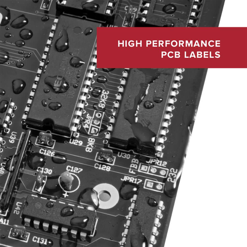 Polyonics: High Performance PCB Labels