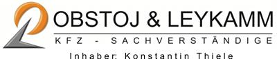 Logo der Obstoj & Leykamm KFZ-Sachverständige in Nürnberg