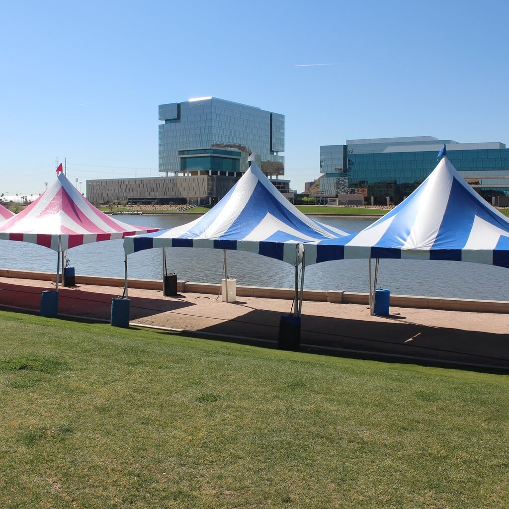 High peak tent rentals in Arizona