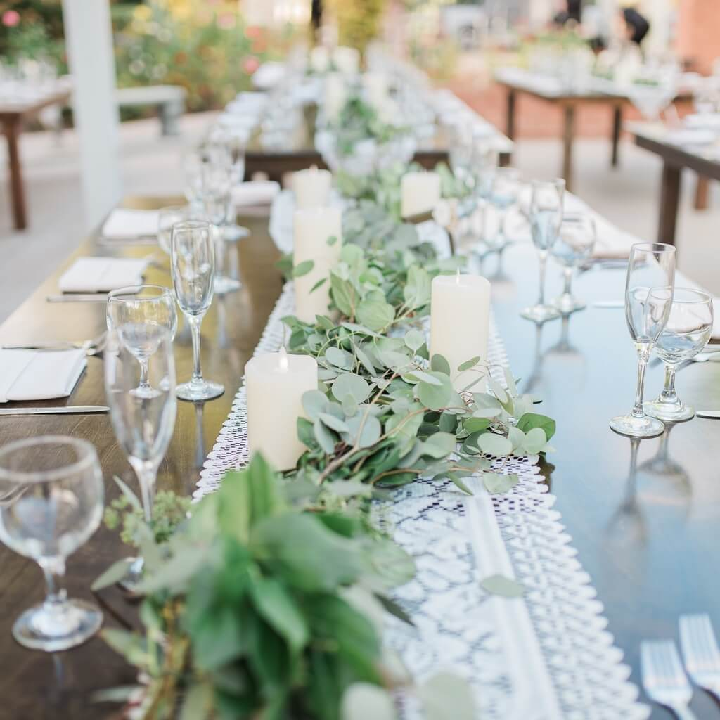 tables for rent for weddings or parties
