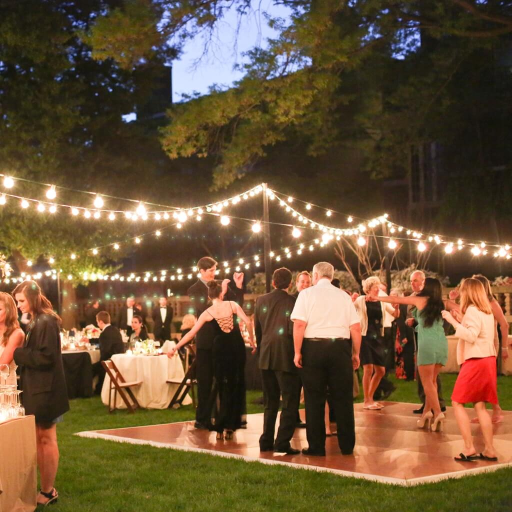 rental lighting for your Arizona wedding or party