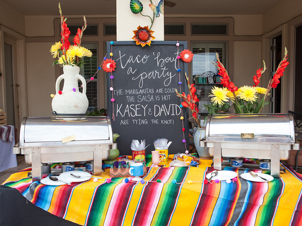party rentals and catering in Arizona