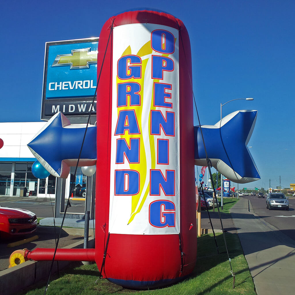 Banner and sign rentals in Arizona