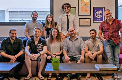 HYPR influencer marketing company team photo