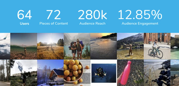 user generated content instagram
