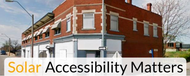 Solar Income Housing Case Study – Westside Housing Kansas City, MO
