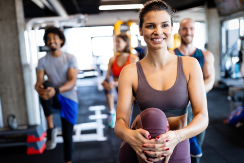 Where can I find the best fitness center in Vacaville