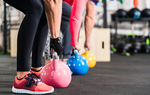 Keep it interesting - try out different types of workouts