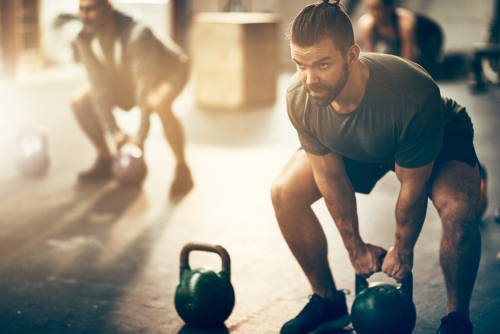 What should a beginner do at the gym