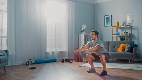 Take your fitness schedule seriously