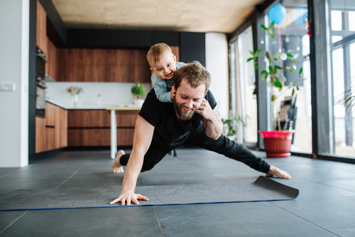 Can you get an effective workout at home