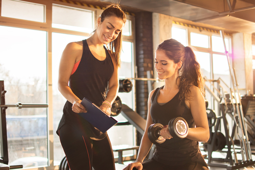 How often should you see a personal trainer