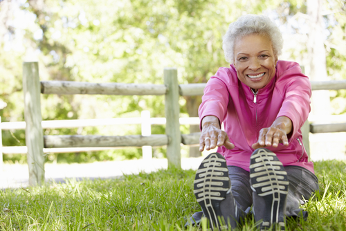 How can seniors boost their immune system