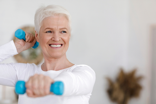 How can older adults improve their health