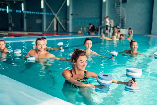 is water aerobics better than regular aerobics