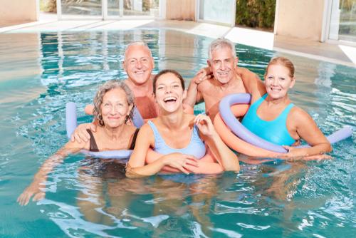 Is water aerobics good for arthritis