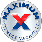 Maximum Fitness Vacaville Logo