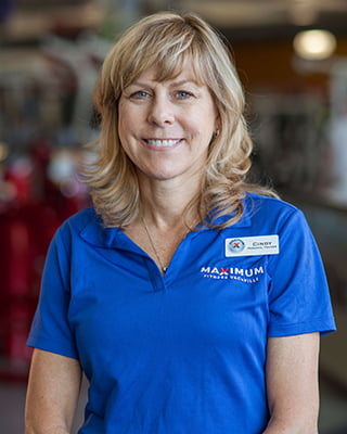 Cindy Pieschke personal trainer vacaville
