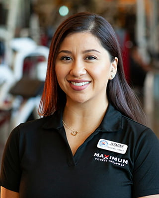 Jasmine Stepney personal trainer in vacaville