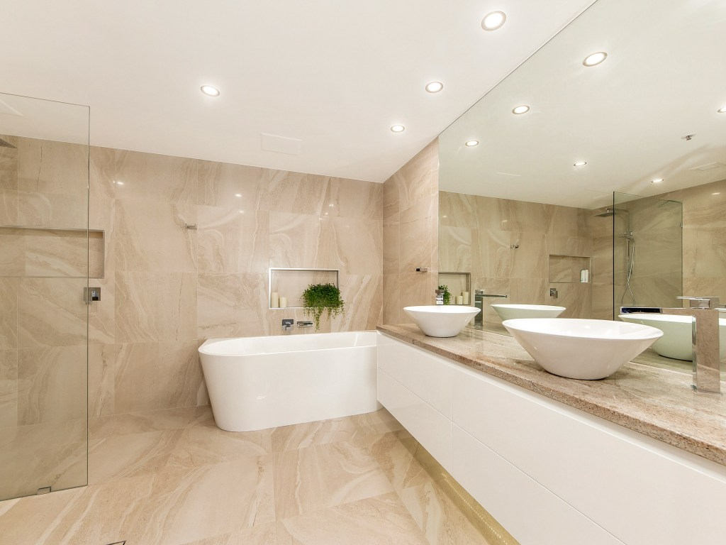 LED Bathroom Lighting