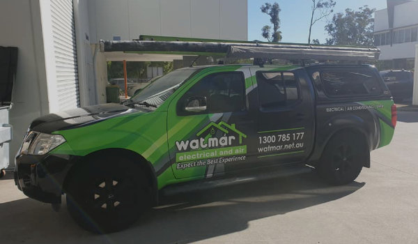 Watmar Emergency Electrician Vehicle
