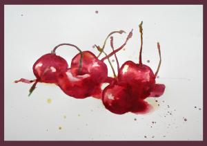 cherries f