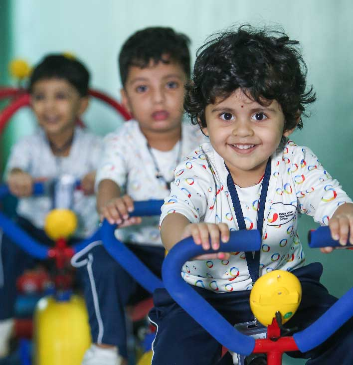 Global Pre -School Programmes Dubai