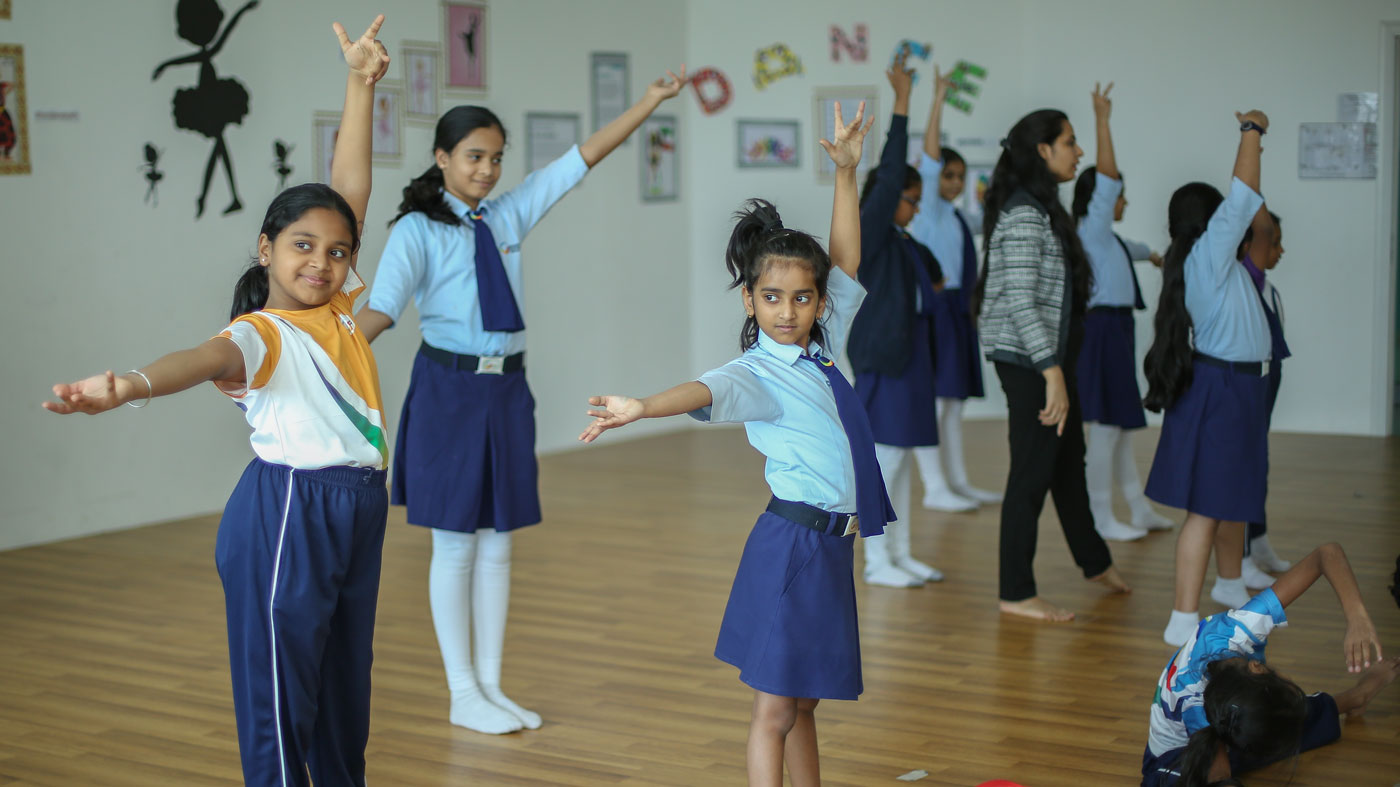 Intra-School & Inter-School Events - Dance